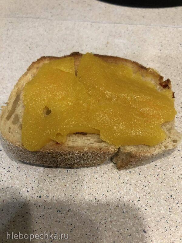 Джем из отварного апельсина
