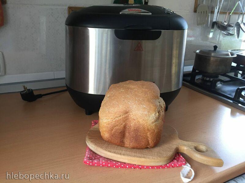 Получился хлеб в хлебопечке Unold