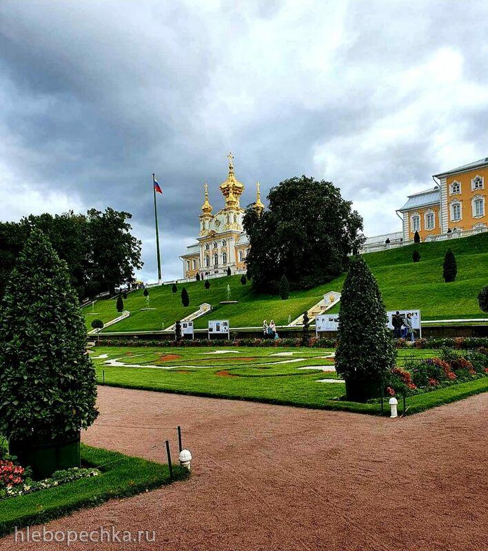 Прогулка по Санкт Петербургу в сентябре (фотоотчет)