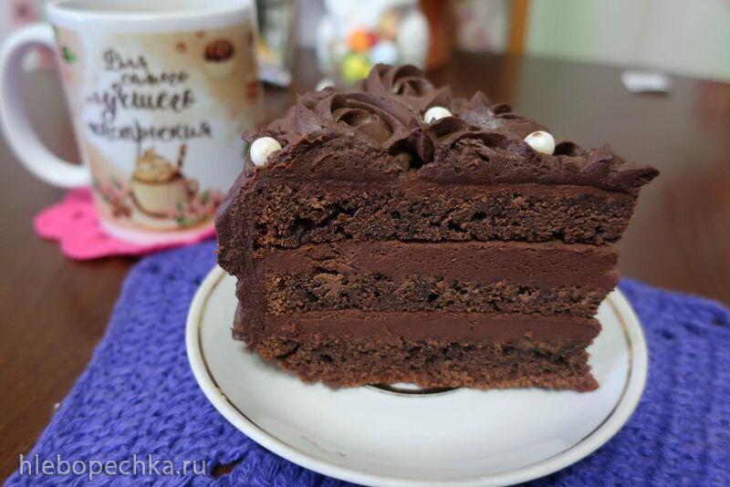 Шоколадный торт «Трюфель»