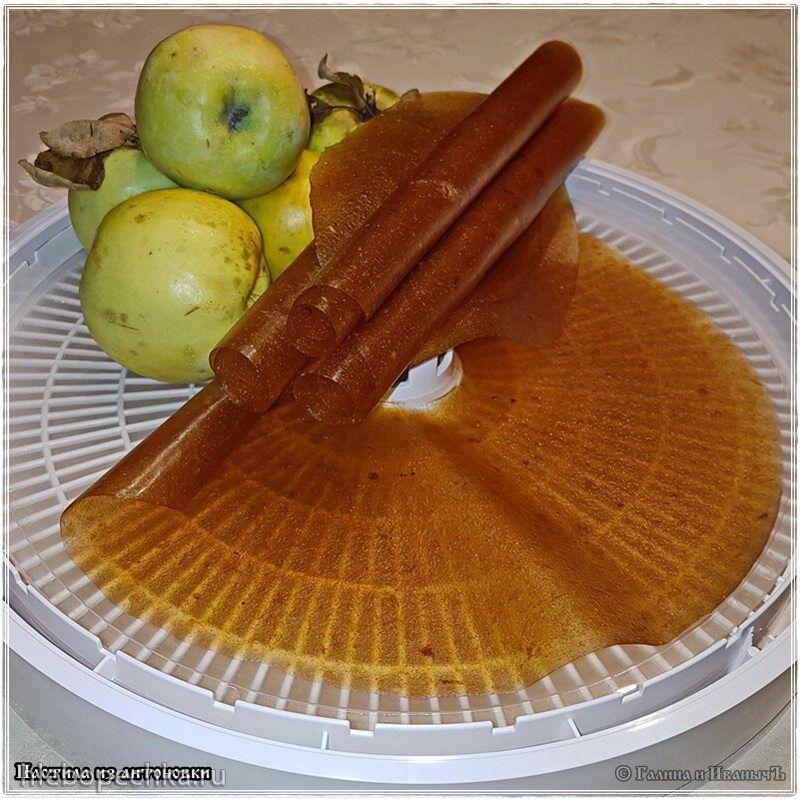 Смоквы. Сухое яблочное варенье