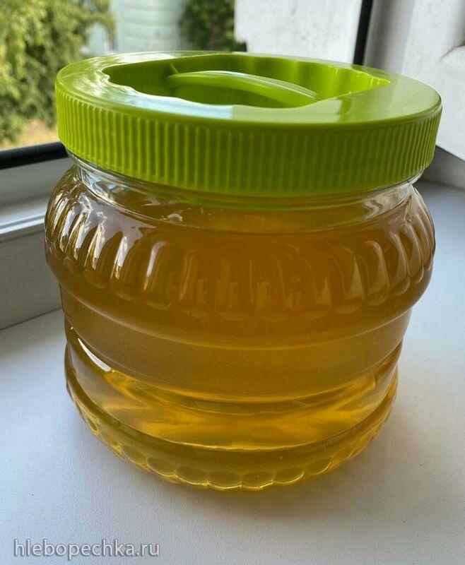 Мёд из Ишимбайского района, Башкирия (СП, Россия)