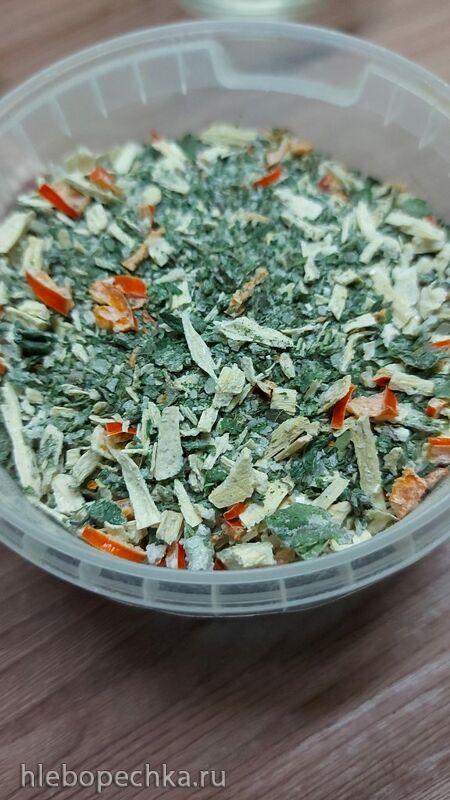 Соль салатная «Хреновая мята»