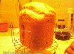 Медовый хлеб с сухофруктами (хлебопечка)