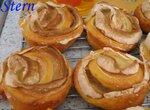 Печенье творожное с белковым кремом
