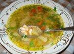 Суп фасолевый нормальный с летним уклоном