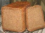 Бананово-клубничный хлеб (хлебопечка)