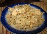 Рис с курицей Пикантный в мультиварке Dex 50