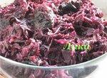 Краснокачанная капуста с черносливом (на плите/мультиварка)