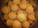 Печенье кокосовое