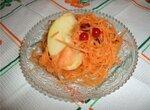 Сырые маринованные овощи