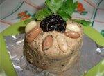 Паштет из фасоли с черносливом