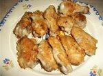 Куриные крылышки в кляре «Семечки»