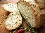 Апульский хлеб с уксусом в духовке