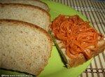 Морковь маринованная «под корейскую»