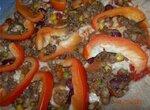 Пицца цельнозерновая Чили Кон Карне