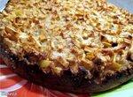 Пирог яблочный «Болгарский»