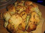 Обезьяний хлеб (духовка)