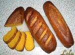 Морковные батончики
