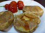 Ленивые картофельные пампушки