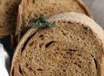 Манный хлеб с бальзамическим уксусом и PARMIGIANO