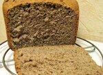 Хлеб пшеничный с льняной мукой и семечками