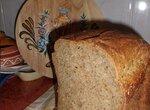 Пивной хлеб (хлебопечка)
