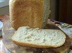 Пшенично-ржаной хлеб с отрубями в хлебопечке