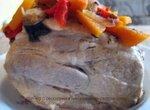 Свиная шейка с овощами (Мультиварка La Cucina Italiana YBD50-90)