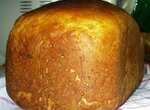 Хлеб морковный сладкий (хлебопечка)