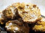 Печенье тыквенно-овсяное «Солнечное»