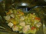 Овощное рагу с мясом (Cuckoo 1054)