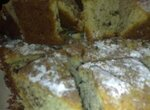 Пирог орехово-кукурузный