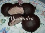 Конфеты «Малиновый мусс в шоколаде»