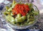 Маринованная зеленая фасоль