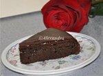 Торт шоколадно-абрикосовый по мотивам Sachertorte (венского торта «Захер»)
