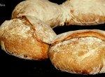 Сельский хлеб на опаре по Калвелю (духовка)