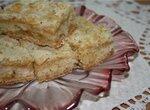 Пирог яблочный насыпной (постный)