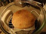 Хлеб свежесмолотый 100% как деревенский цельнозерновой