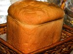 Вкус старорежимного батона (хлебопечка)