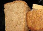 Пшенично-ржаной хлеб с пахтой