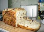 Хлеб пицца (хлебопечка)