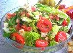 Салат по-гречески