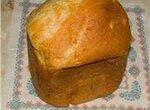 Пшеничный яичный с сыром и орехами в хлебопечке