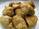 Тажин из курицы по-мароккански (в La Cucina Italiana)