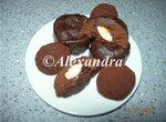 Трюфели и обливные конфеты Сочный Апельсин