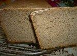 Хлеб ржано-пшеничный с картофельным пюре ( в духовке)