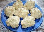 Печенье Кокосанки (на белках)