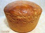 Хлеб пшенично-ржаной с сыром на закваске