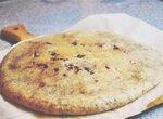 Осетинские пироги цельнозерновые со свекольной ботвой и пряной зеленью